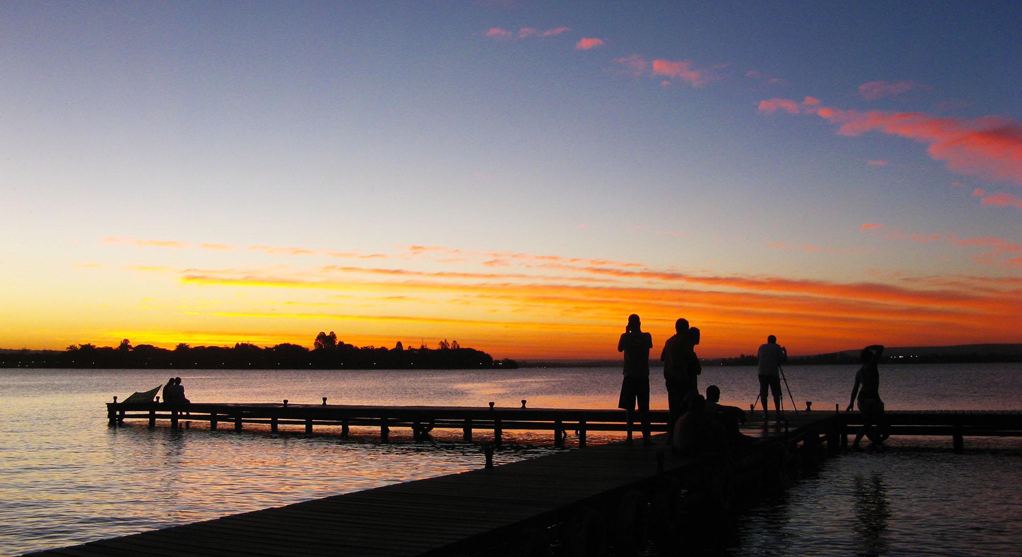 tramonto_lago paranoà
