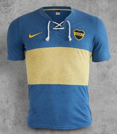 Maglia vintage del Boca Juniors