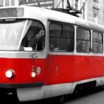 Tram a Bratislava