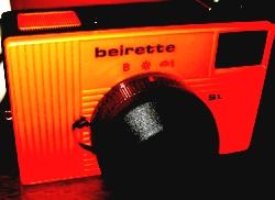 Beirette SL 100N - SL Kassette