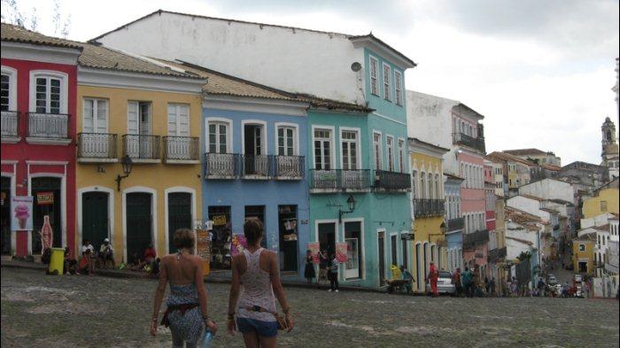 Pelourinho Salvador da Bahia