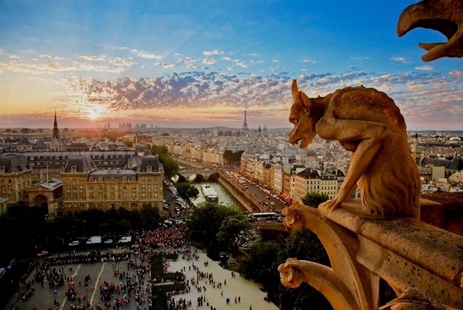 Parigi - Nôtre-dame