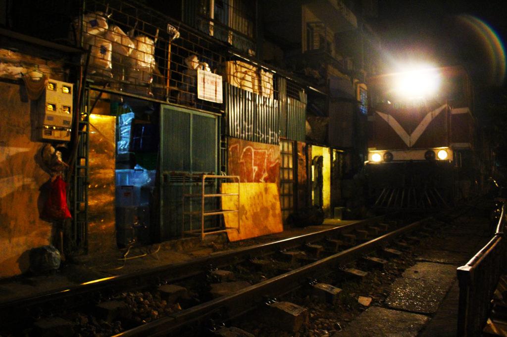 Treno ad Hanoi
