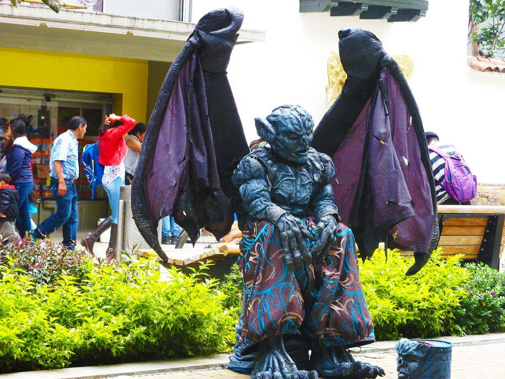 monster en Bogotà