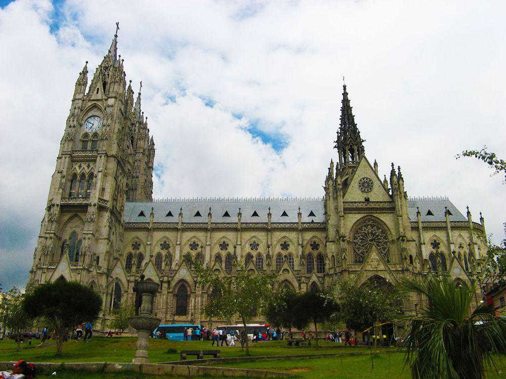 Cathedral de Quito - Ecuador