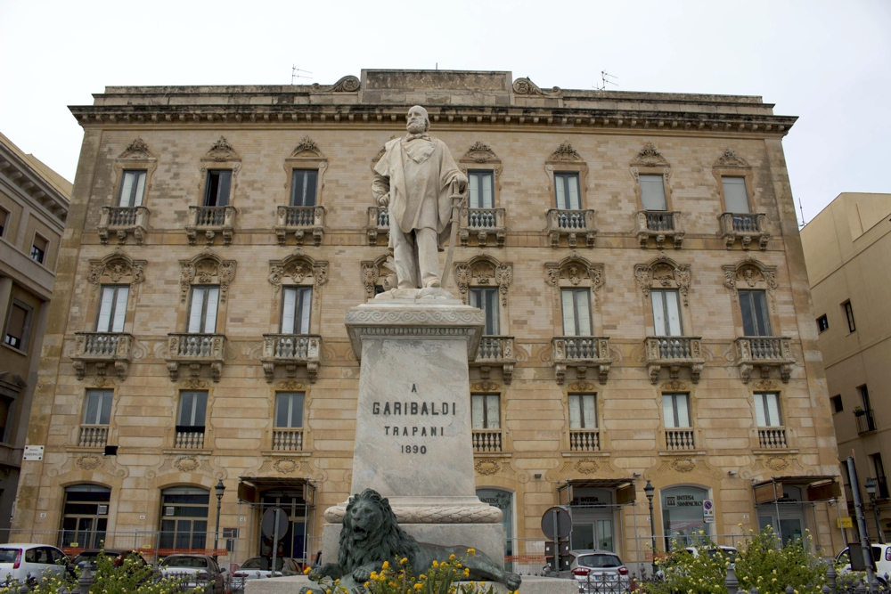 Ex Grand Hotel - Trapani