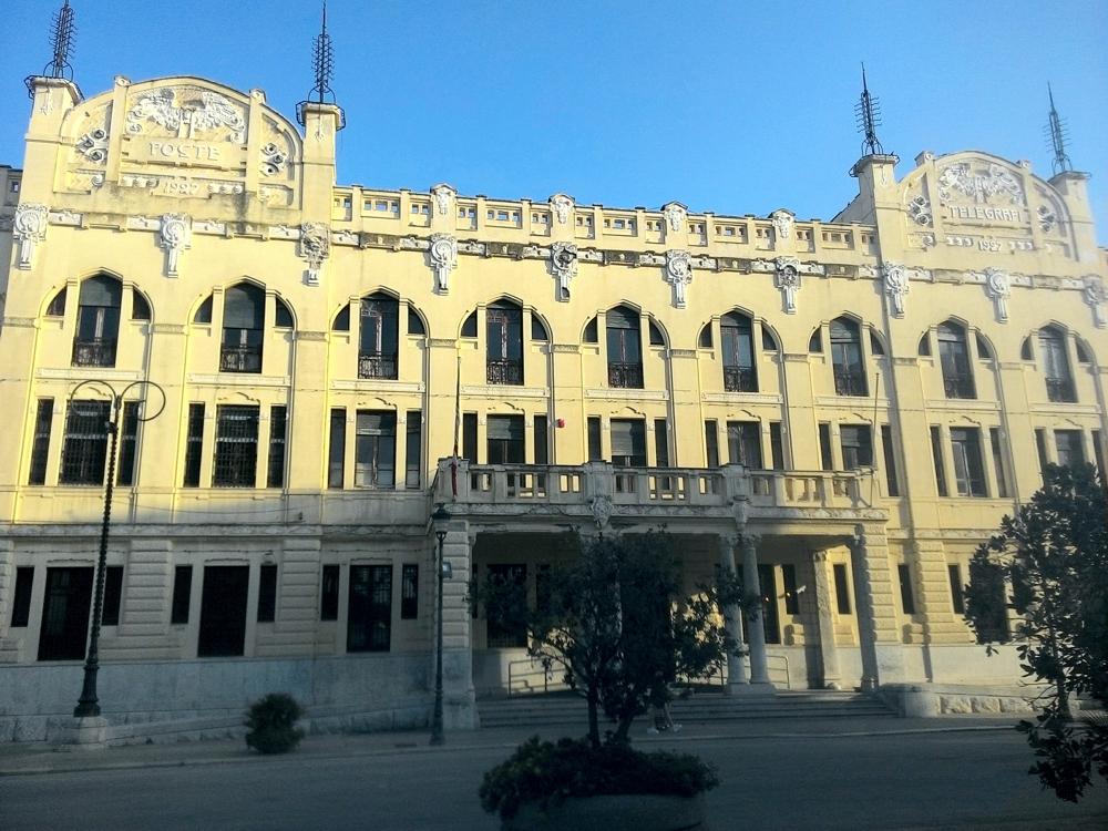 Palazzo dell Poste e Telegrafi - Trapani