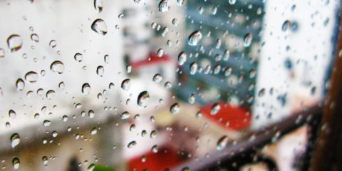 pioggia a Baires