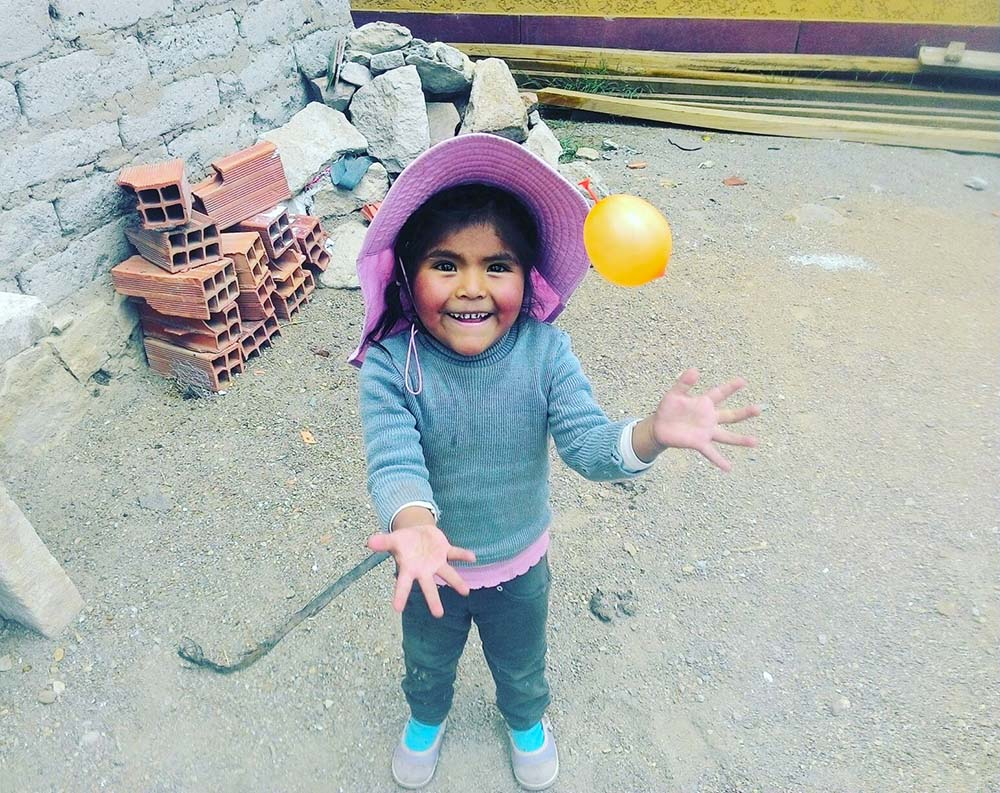 bimba a Villamar - Bolivia