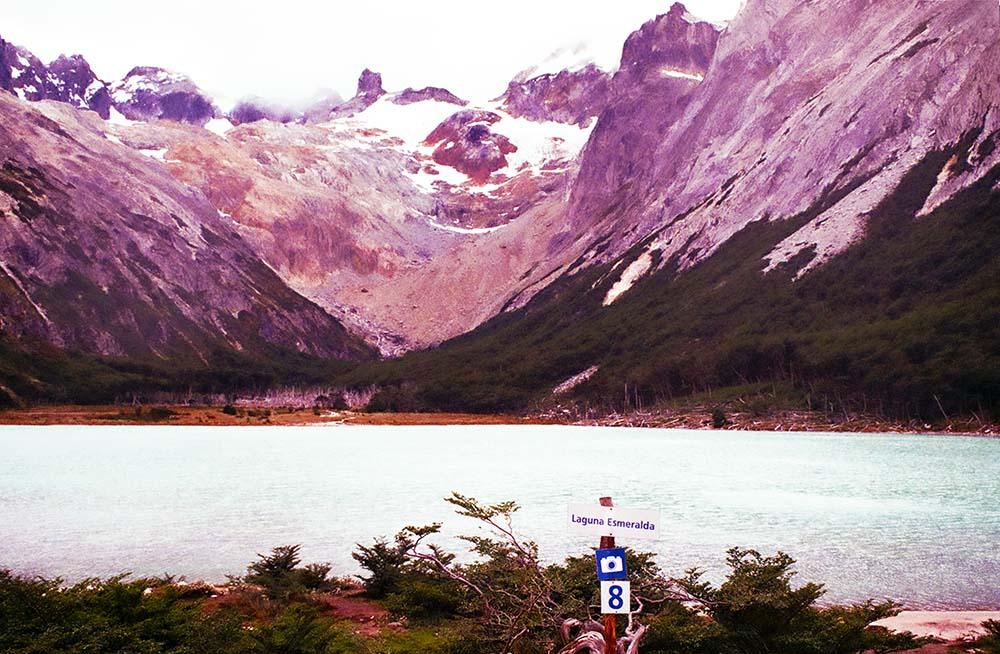 Laguna Esmeralda - Ushuaia