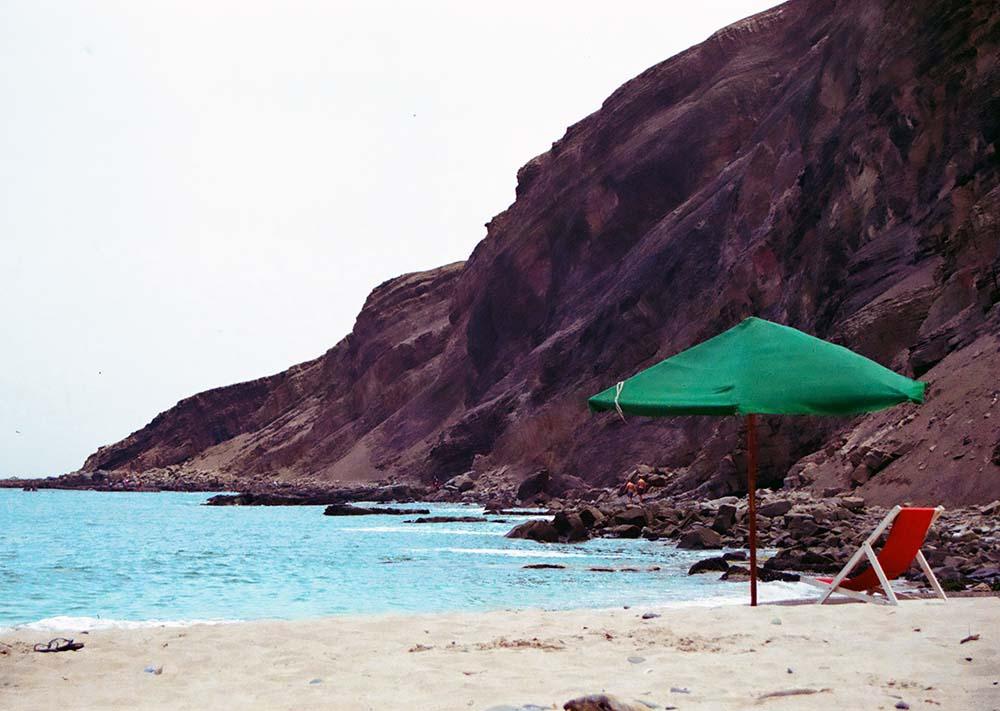 Playa de la Mina - Paracas