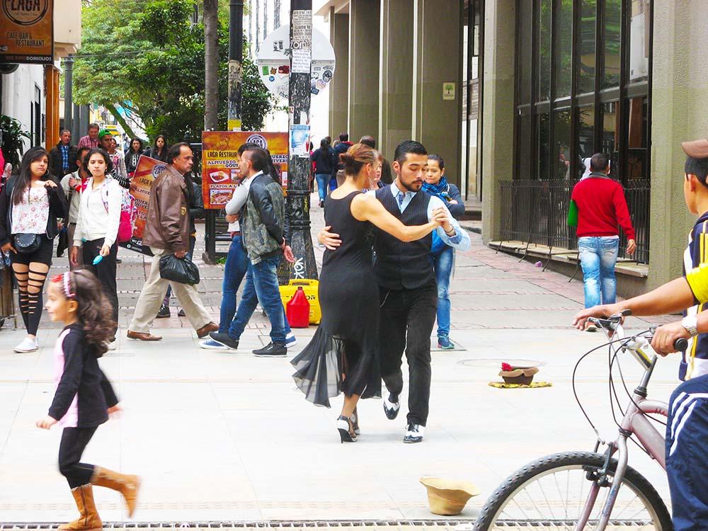 tangueros en Bogota