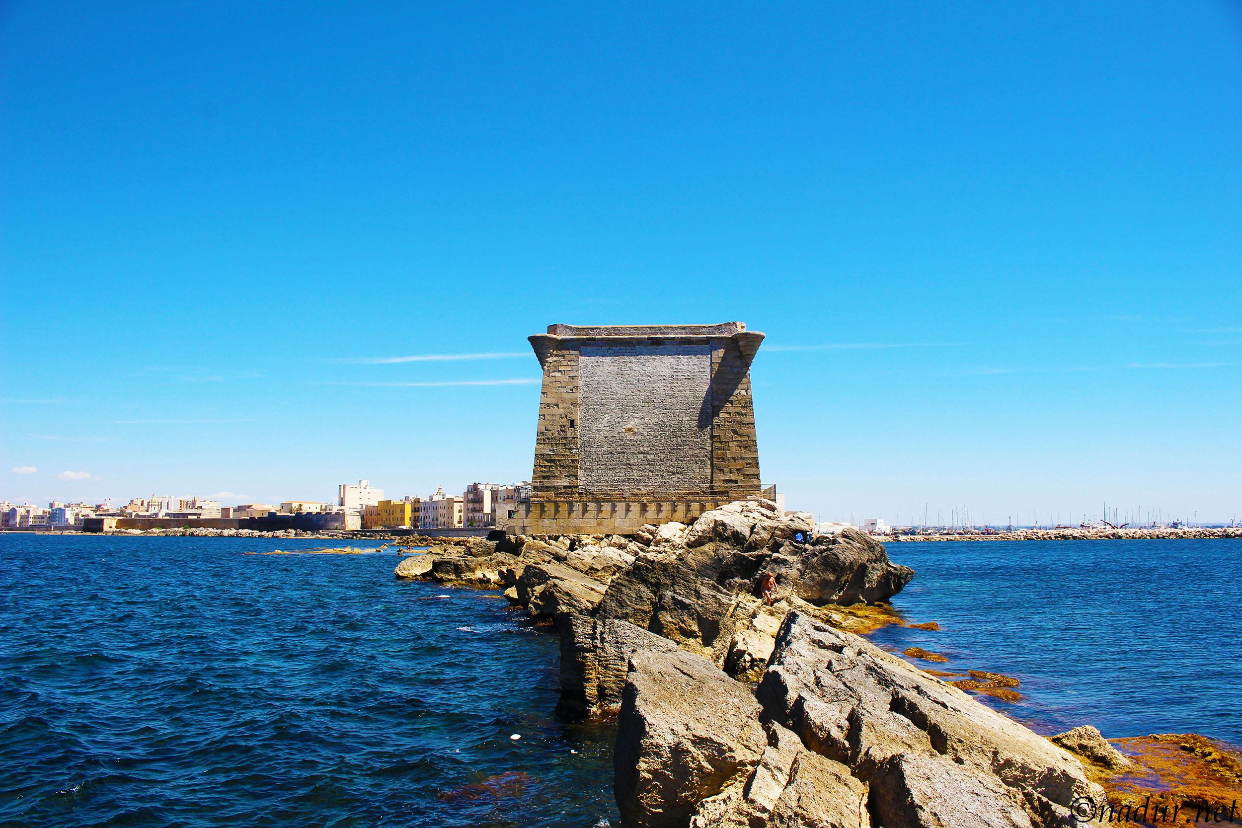 Torre di Ligny (Trapani)