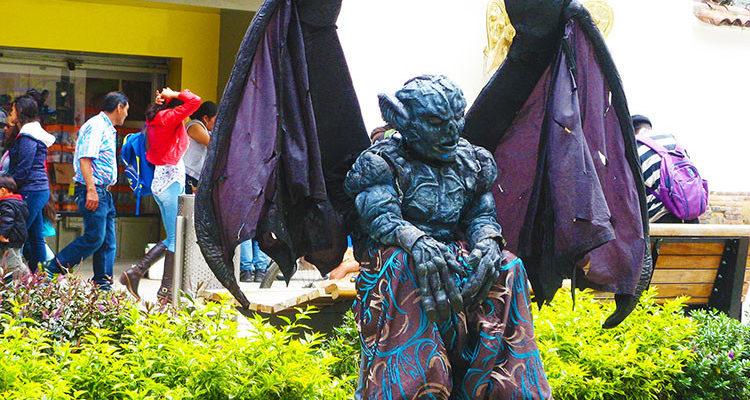 monster of Bogotá