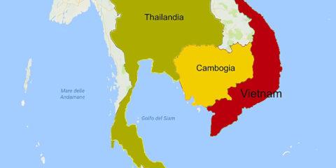 Indocina - Sud-Est Asia