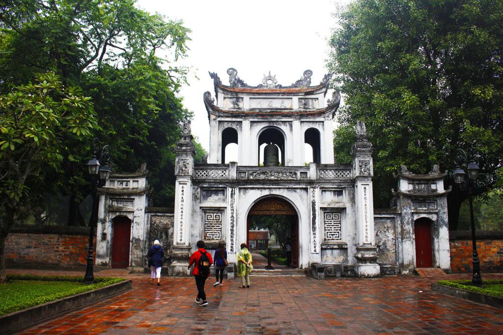 Tempio della letteratura - Hanoi