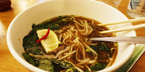 pho bo Vietnam food