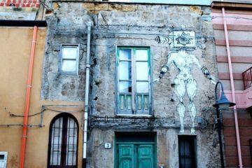 streetart - Campofelice di Roccella (PA)