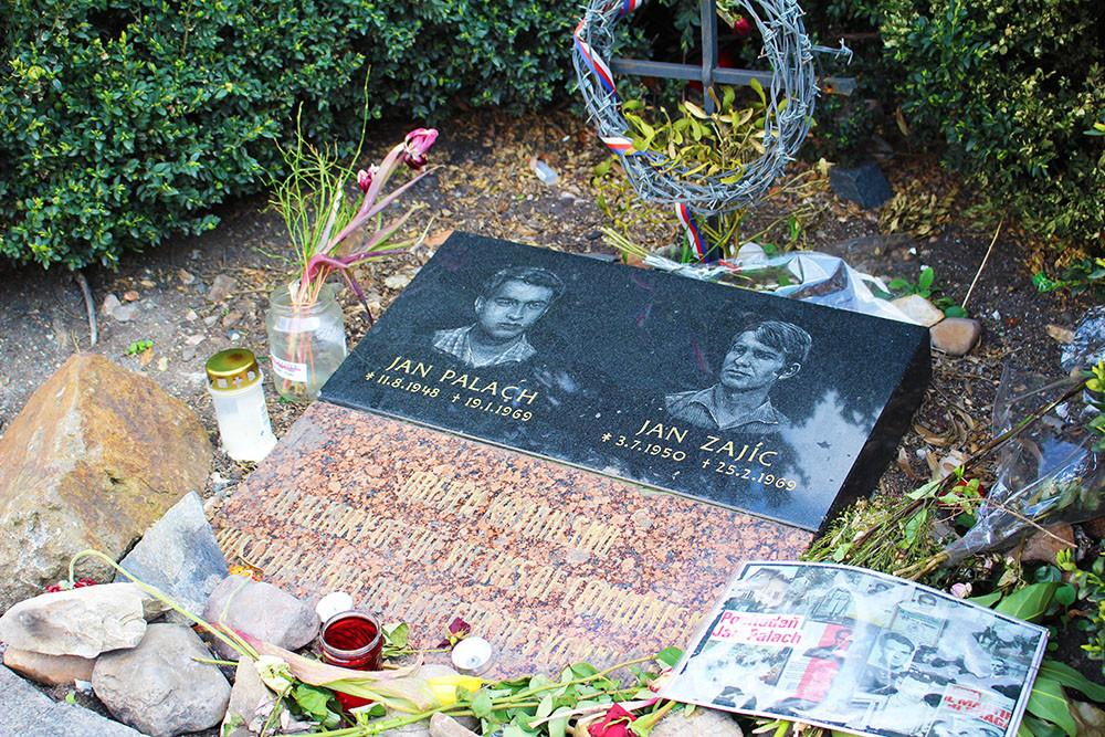 cinquant'anni dalla morte di Jan Palach - 19-01-1969 // 19-01-2019