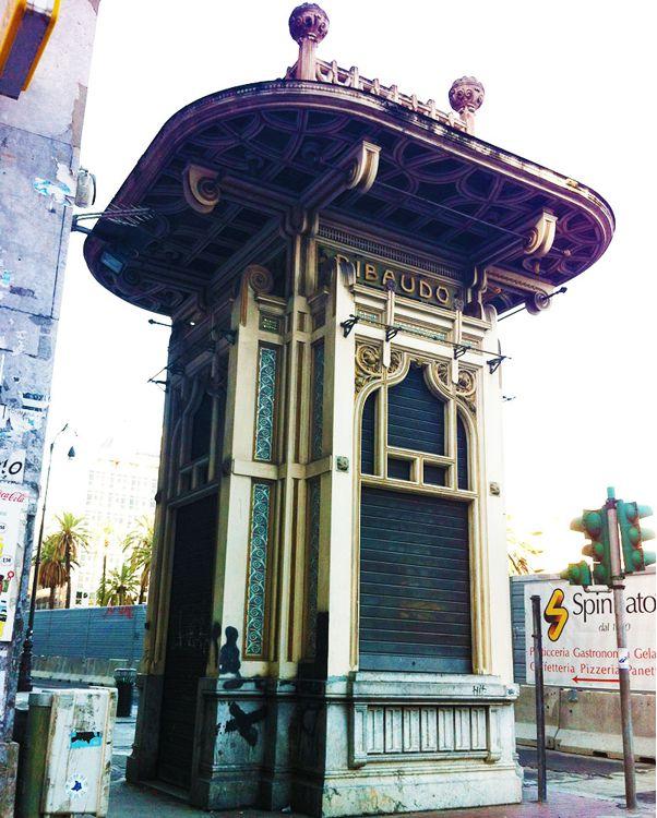 chiosco Ribaudo Palermo