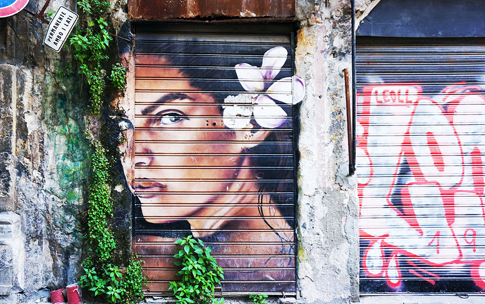 street Art-Palermo- Sicilia