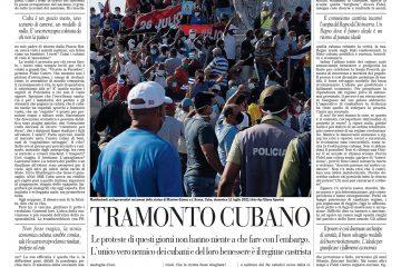 Loris Zanatta su Cuba