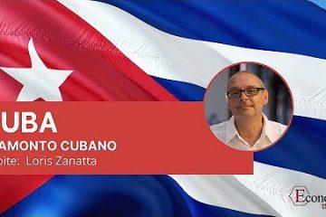 Tramonto cubano con il Prof. Zanatta